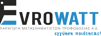 Evrowatt Α.Ε. Logo